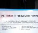 PT. Trisakti Purwosari Makmur