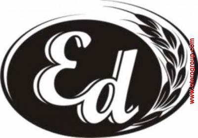 desain logo endhy bakery