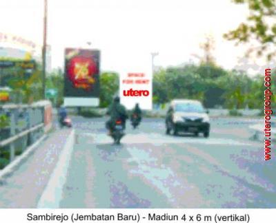Sambirejo (Jembatan Baru) - Madiun