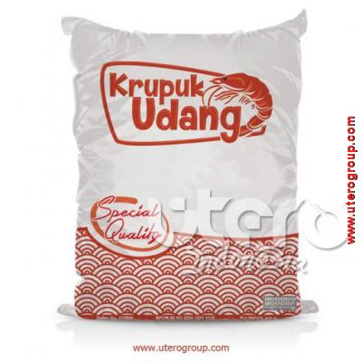 kerupuk udang packaging