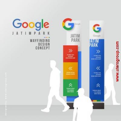 signage google