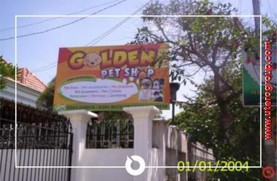 golden pet shop