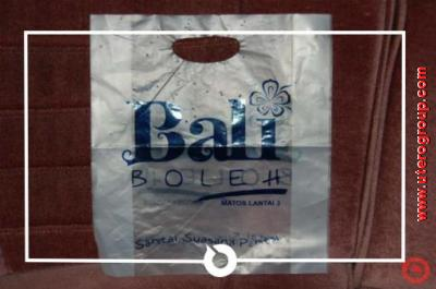 packaging bali
