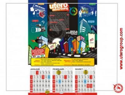 kalender utero advertising