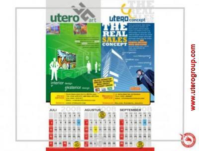 kalender utero art