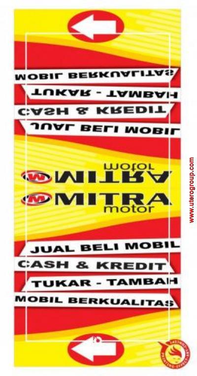 papan nama mitra motor