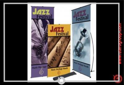 x banner jazz festival