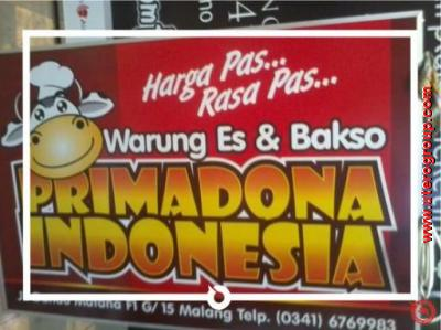 PRIMADONA INDONESIA