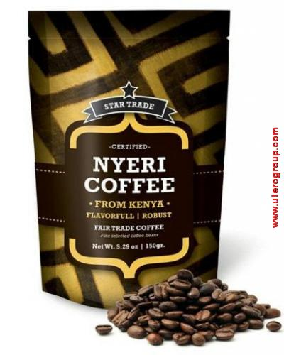 Packaging Nyeri Coffee