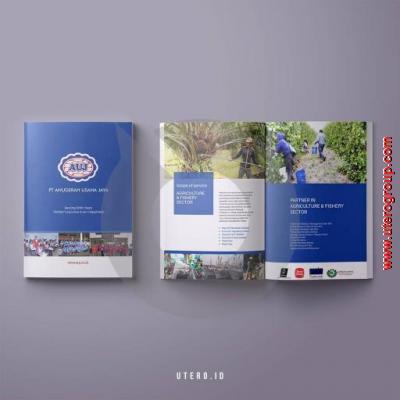 Buku Profil PT Anugerah Usaha Jaya