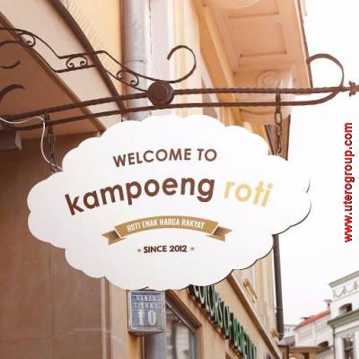 Papan Nama Kampoeng Roti