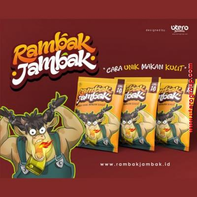Packaging Rambak Jambak