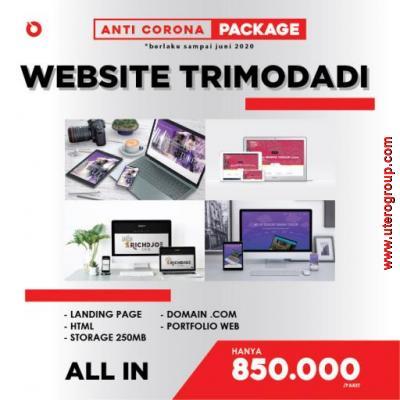 PROMO ANTI-CORONA - WEBSITE