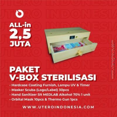PAKET V-BOX STERILISASI